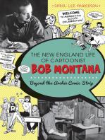 The New England Life of Cartoonist Bob Montana