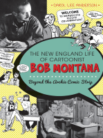 The New England Life of Cartoonist Bob Montana
