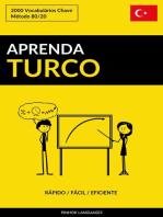 Aprenda Turco