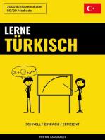 Lerne Türkisch
