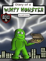Diary of a Wimpy Monster