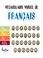 Vocabulaire visuel du français