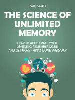 The Science of Unlimited Memory
