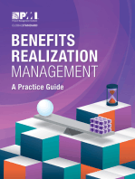 Benefits Realization Management