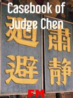 Casebook of Judge Chen