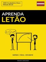 Aprenda Letão