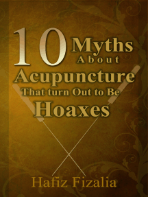 10 Myths About Acupuncture That Turn Out to Be Hoaxes