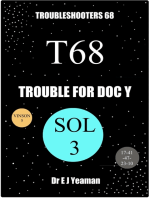 Trouble for Doc Y (Troubleshooters 68)