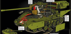 Centurion Main Battle Tank