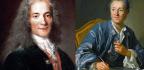 When Diderot Met Voltaire