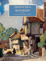 Death of a Busybody