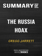 Summary of The Russia Hoax