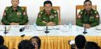 Amid Renewed Violence In Myanmar's Rakhine State, Arakan Army Returns To Spotlight