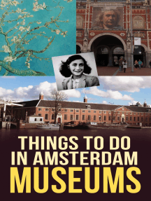Things to do in Amsterdam: Museums