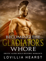 Becoming The Gladiator's Whore