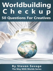 Worldbuilding Checkup: 50 Questions For Creatives: Way With Worlds, #7