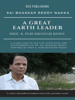 A Great Earth Leader