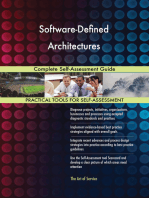 Software-Defined Architectures Complete Self-Assessment Guide