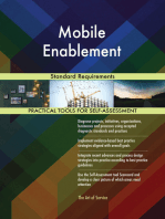 Mobile Enablement Standard Requirements