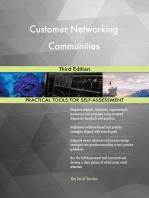 Customer Networking Communities Third Edition