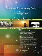 Customer Experience Data as a Service The Ultimate Step-By-Step Guide