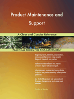 Product Maintenance and Support A Clear and Concise Reference