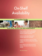 On-Shelf Availability A Complete Guide