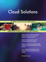 Cloud Solutions A Clear and Concise Reference