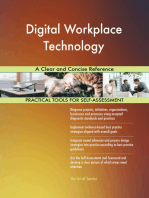 Digital Workplace Technology A Clear and Concise Reference
