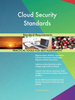 Cloud Security Standards Standard Requirements