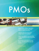 PMOs Standard Requirements