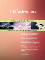 IT Effectiveness A Clear and Concise Reference
