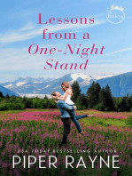 Lessons for a One-Night Stand