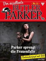 Der exzellente Butler Parker 11 – Kriminalroman