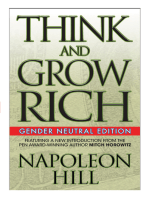 Think and Grow Rich (Gender Neutral Edition)