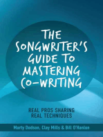 The Songwriter's Guide to Mastering Co-Writing