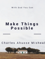 Make Things Possible
