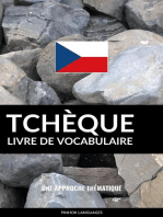 Livre de vocabulaire tchèque