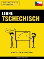 Lerne Tschechisch