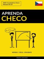 Aprenda Checo