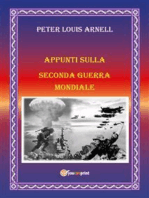 Appunti sulla seconda guerra mondiale