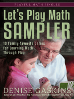 Let's Play Math Sampler: Playful Math Singles