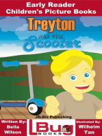 Treyton and the Scooter