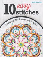 10 Easy Stitches