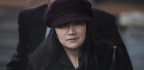 Huawei's Meng Wanzhou Appears In Vancouver Court For Bail Review As Canada Receives US Extradition Request
