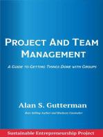 Project & Team Management