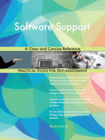 Software Support A Clear and Concise Reference