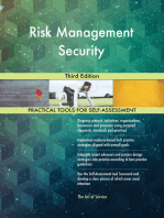 Risk Management Security Third Edition