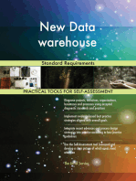 New Data warehouse Standard Requirements