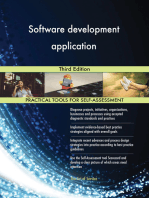 Software development application Third Edition